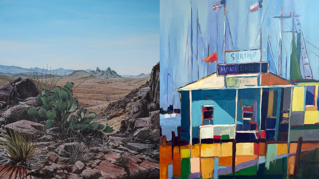 Great outdoors on display at Rockport art center