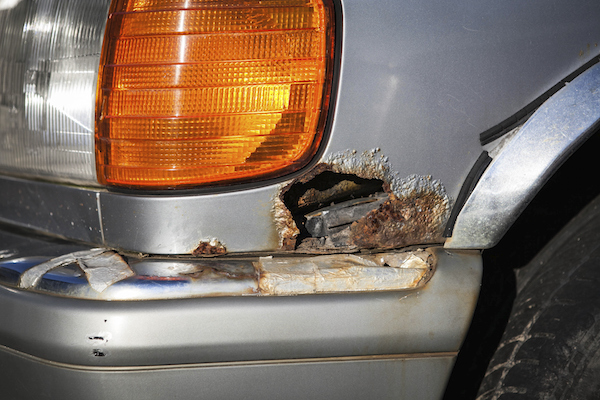 Prevent Rust On Company Vehicles