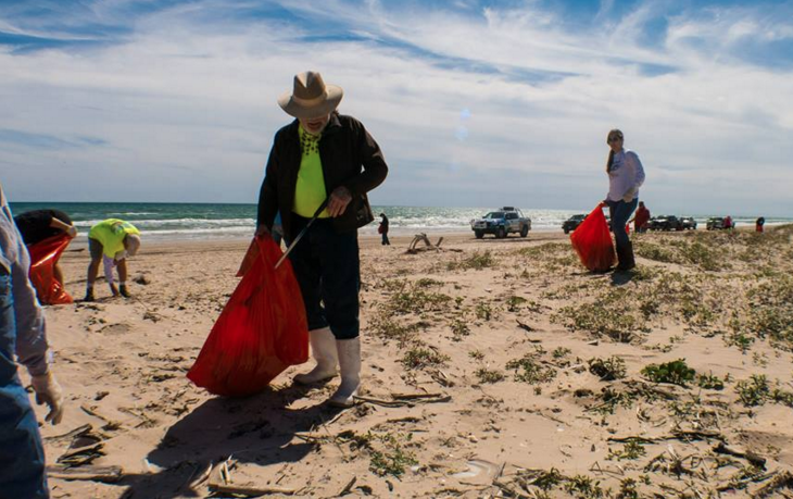 Big Shell Beach Clean-Up