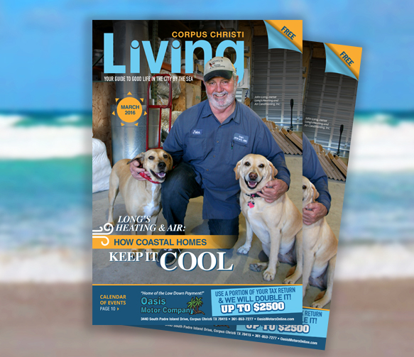 March CC Living 2016