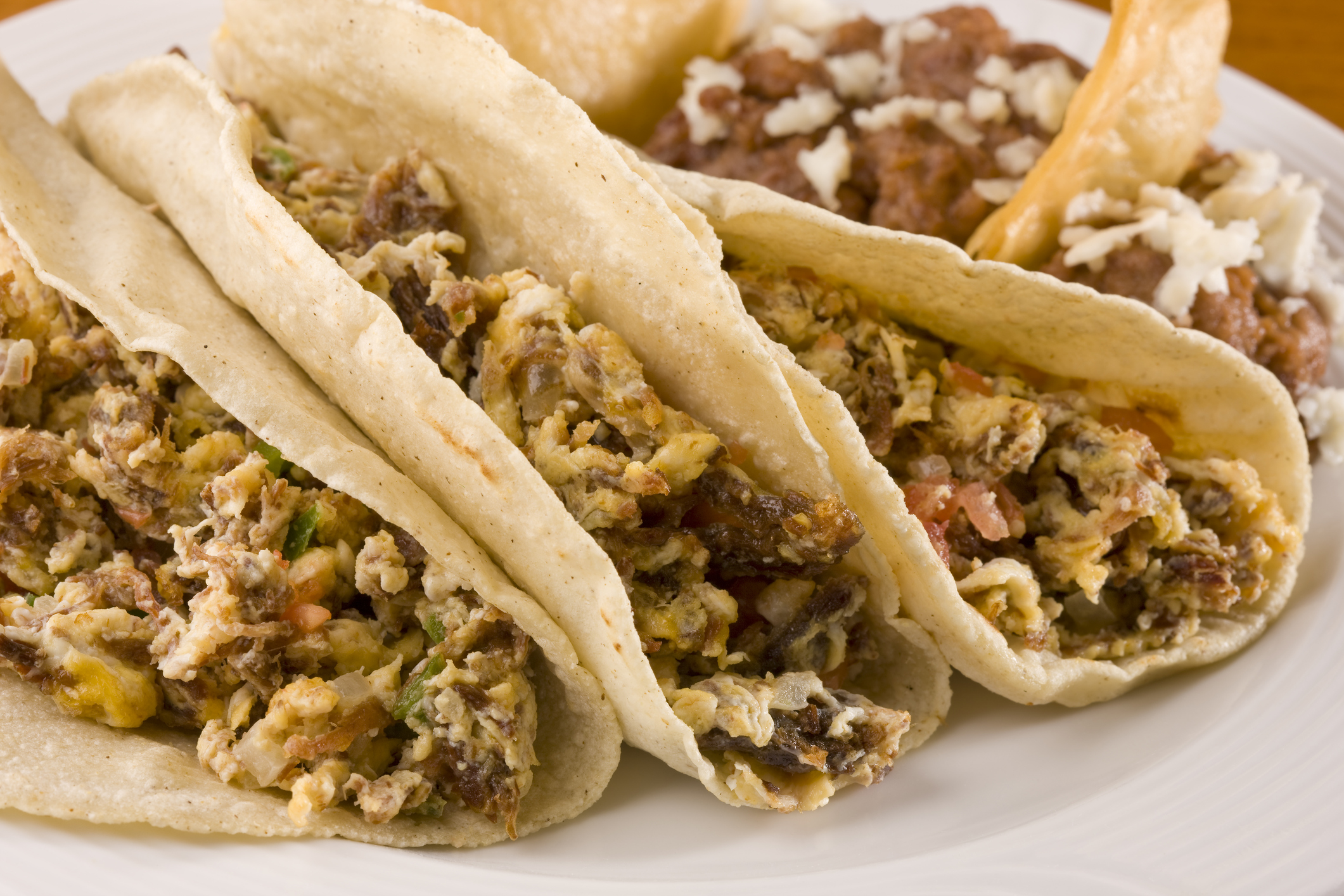 The best breakfast tacos in Corpus Christi usually begin with homemade tortillas. What goes inside depends on where you go to get them. We have some tasty suggestions.
