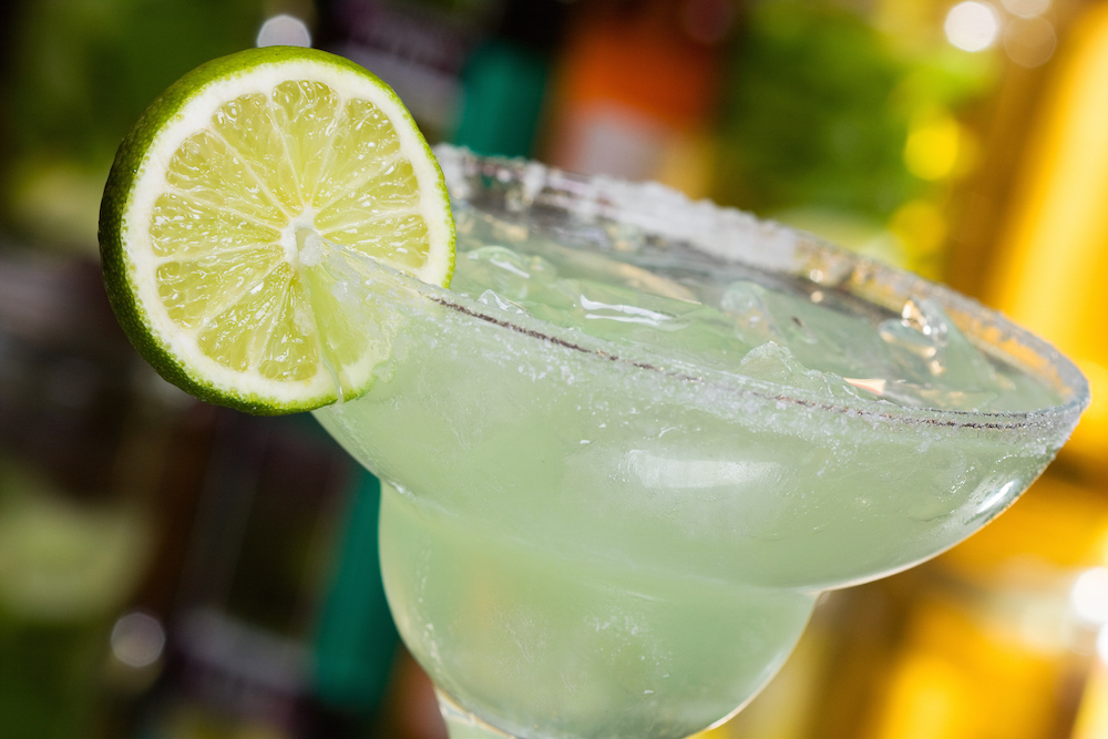 For the best margaritas in Corpus Christi, find the bartender with the fresh lime juice and 100 percent agave tequila.