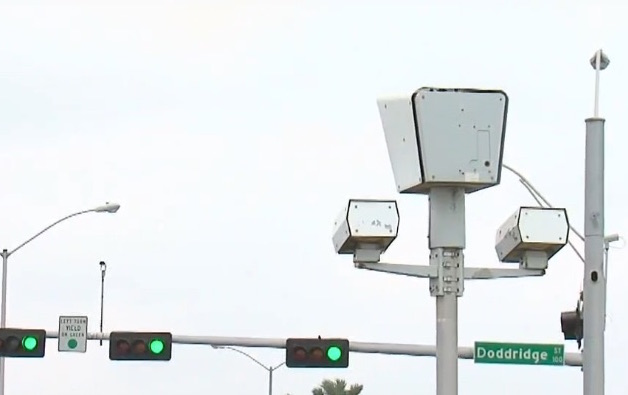 Corpus Christi puts a stop to red-light cameras