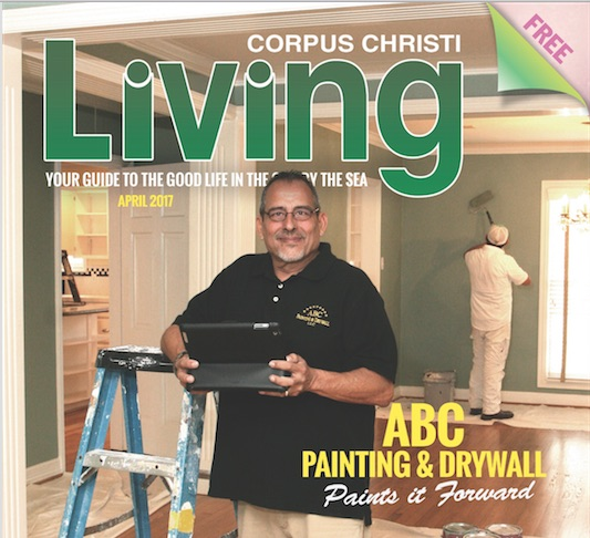 corpus christi living april 2017 cover