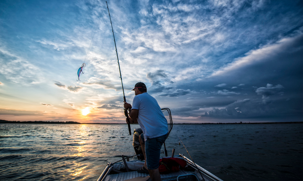 Corpus christi business news for Tx fishing license