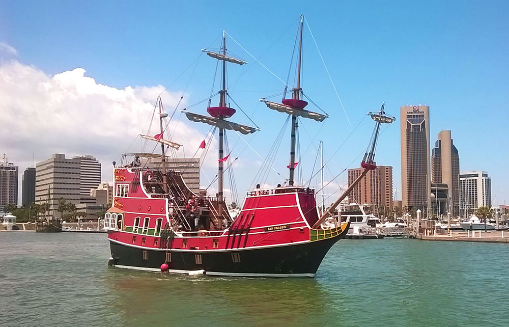 Unleash Your Inner Pirate On A Red Dragon Cruise
