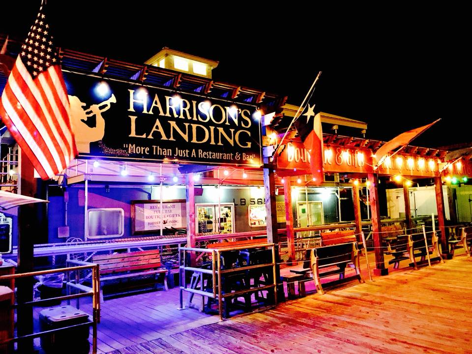 Eat Shop Tour At Harrison S Landing In Corpus Christi