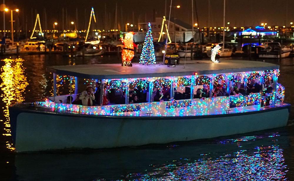Christmas Boats Portland 2019.Harbor Lights Festival Kicks Off Corpus Christi Christmas