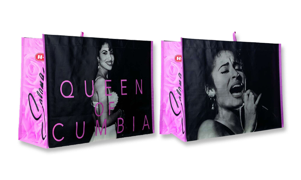 HEB to sell limited-edition reusable Selena bags
