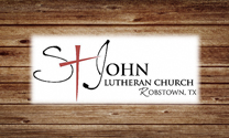 St. John Lutheran Church Robstown