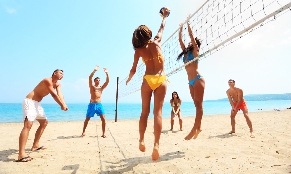 d8d9b650331 Serve an Ace in Sand Volleyball